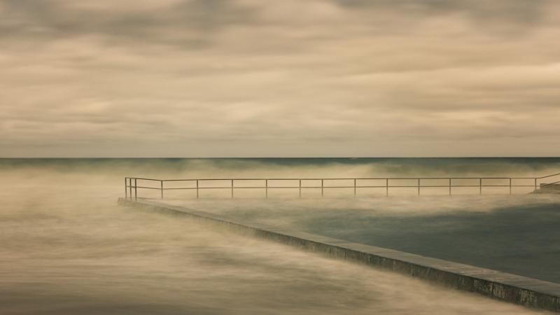 Austinmer Beach Pool, NSW